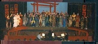 El Mikado 2001