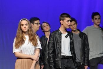 Sagrada Familia, 2017, teatre (1)